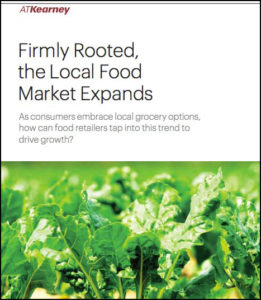 AT Kearney report means a lot to small food manufacturing companies