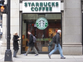 Starbucks is not a new premium brand—but a dominate one!