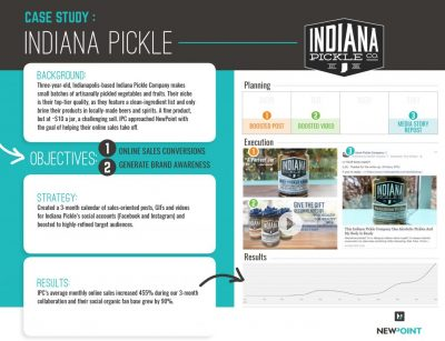 Case Study: Indiana Pickle