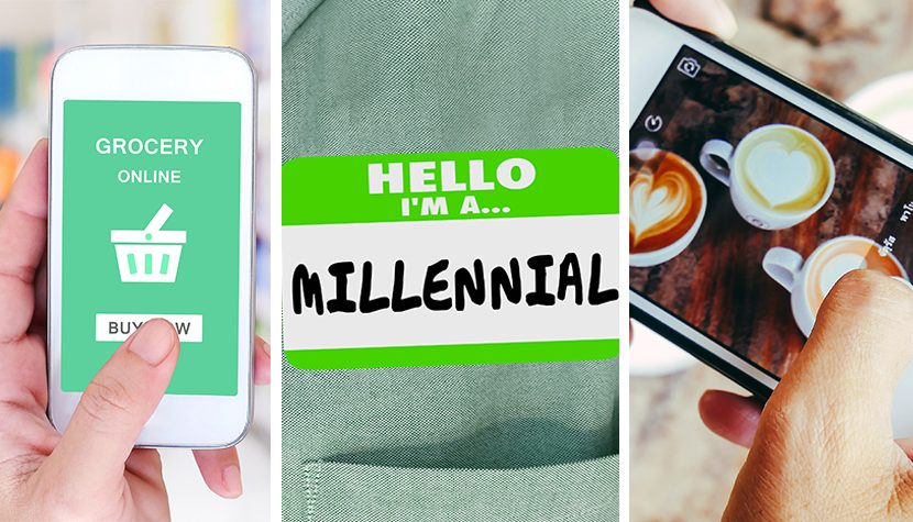 Millennials are a large demographic with a ton of purchasing power.