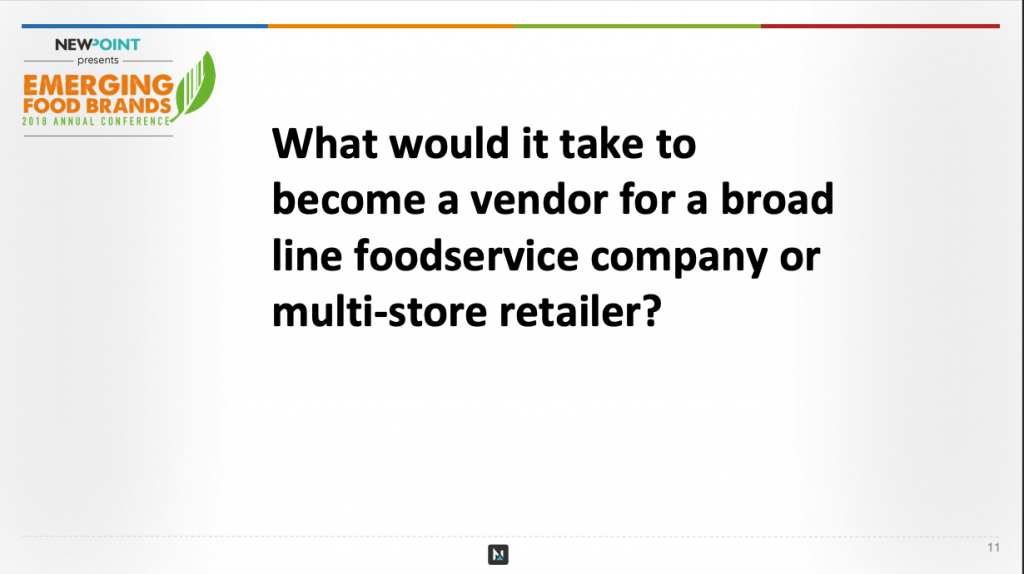 Food Buyer's Roundtable Q&A #3: Help Sell Your Food Product