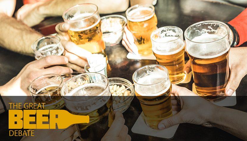 the great beer debate