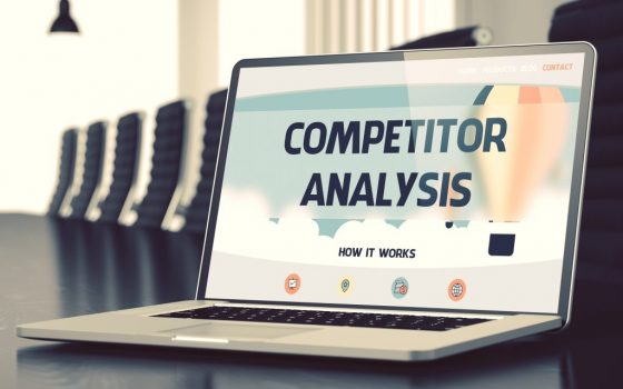 Competitor Analysis social media spying