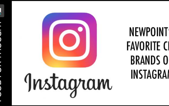 NewPoint's favorite CPG instagrams