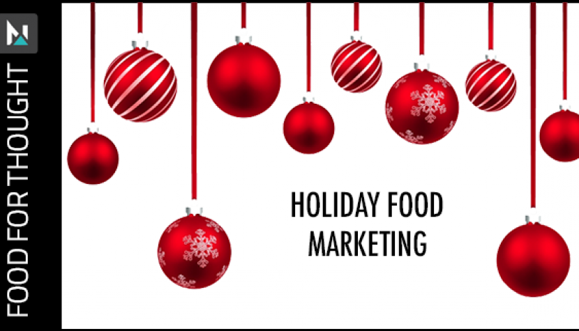 Holiday Food Marketing