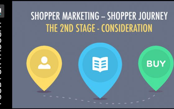 Shopper's Journey 2nd Consideration