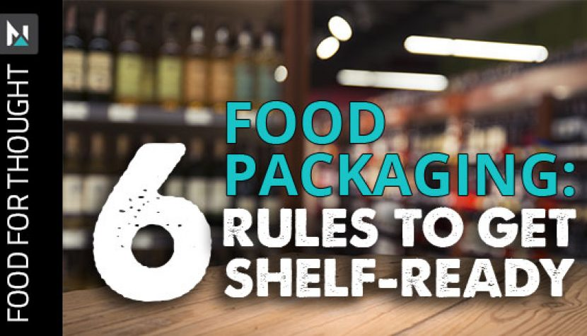 food packaging rules