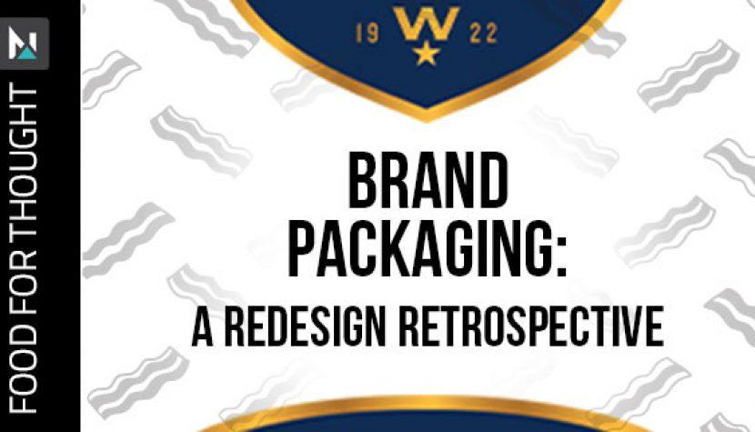brand packaging header