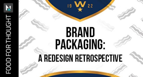 brand packaging header