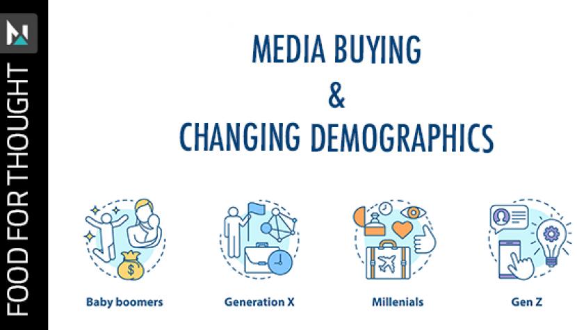 media buying changing demographics
