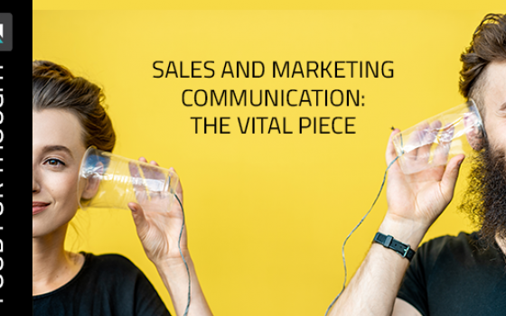 sales and marketing communication
