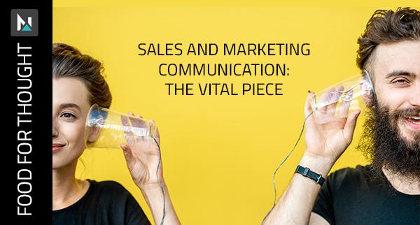 sales and marketing communication