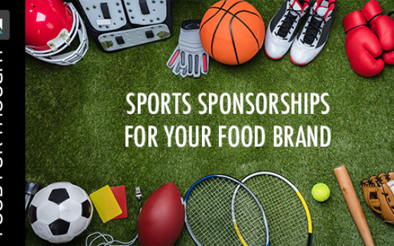 sports sponsorship header