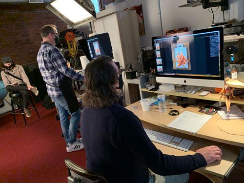 cpg photoshoot studio