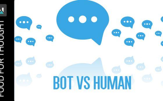 bot vs human