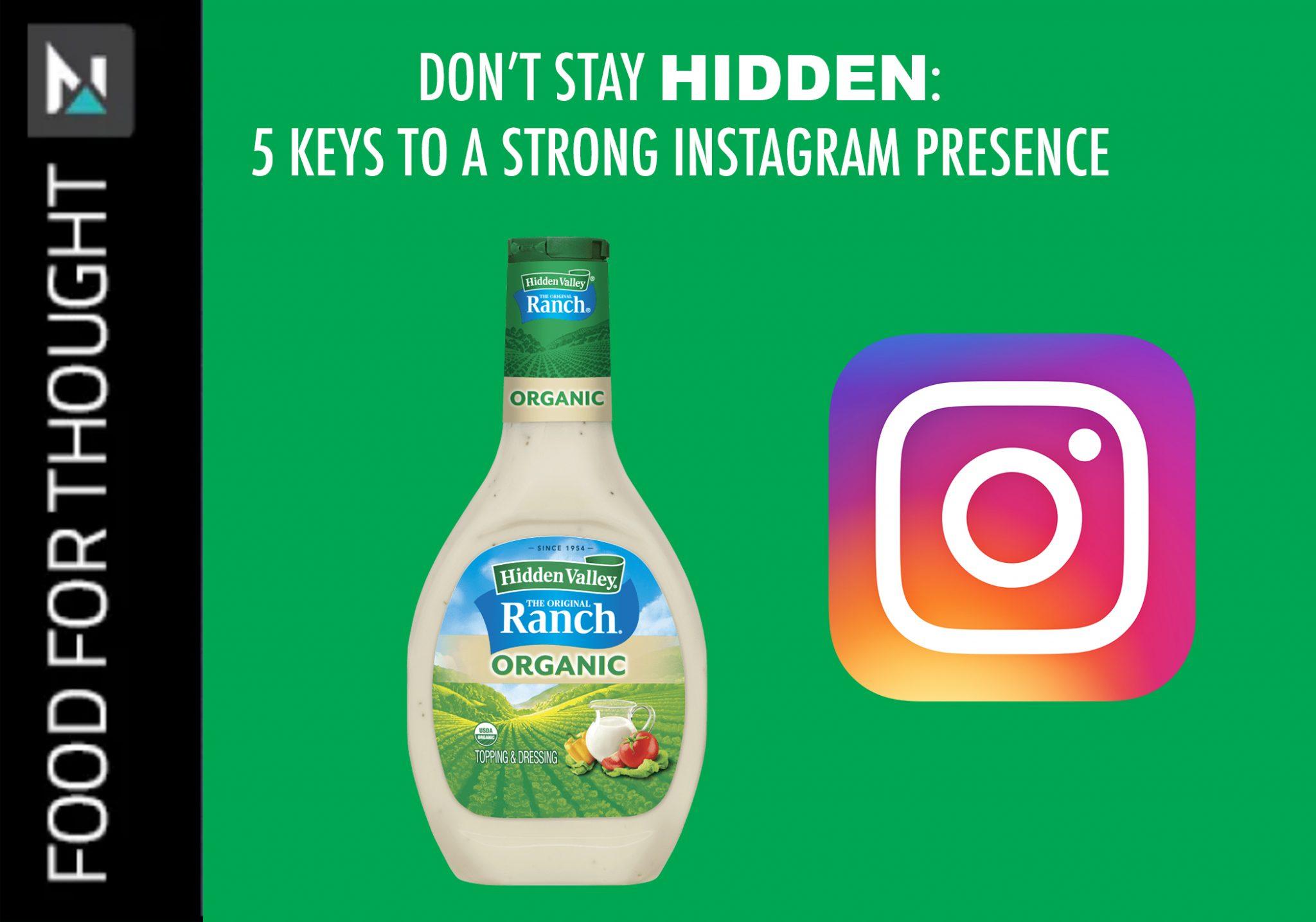 Don't Stay Hidden